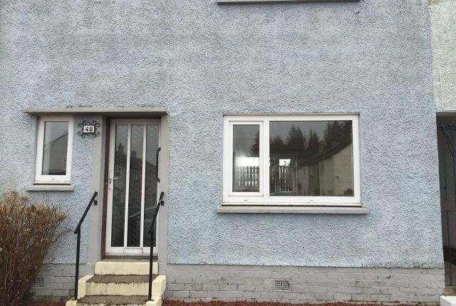 Thumbnail Terraced house to rent in The Marches Lanark, Lanark