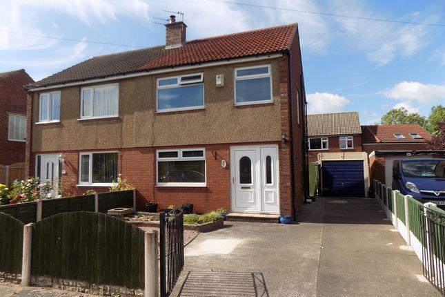 Thumbnail Semi-detached house for sale in Eden Park Crescent, Carlisle