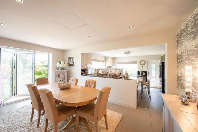 Thumbnail Detached house for sale in Corbett Avenue, Droitwich Spa, Worcestershire