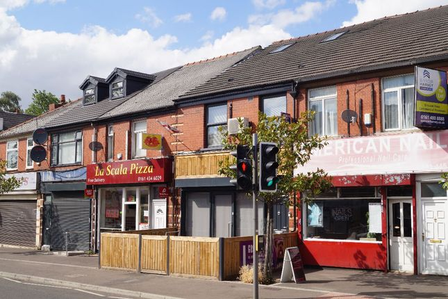 Thumbnail Retail premises to let in Fog Lane, Didsbury, Manchester