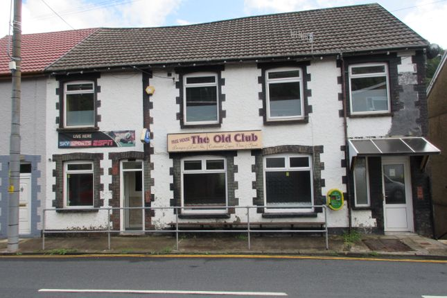 1 bed end terrace house for sale in The Old Club, 93 Bailey Street, Deri CF81