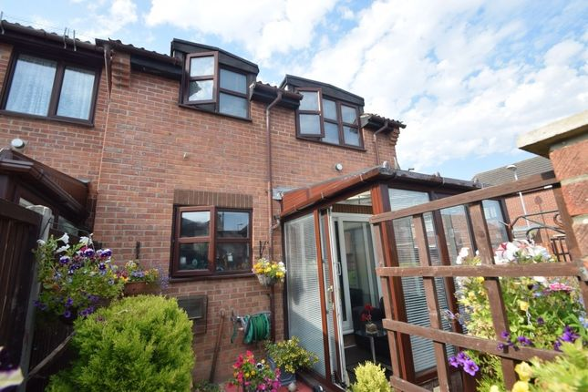 Thumbnail Semi-detached house to rent in Melrose Close, Southsea