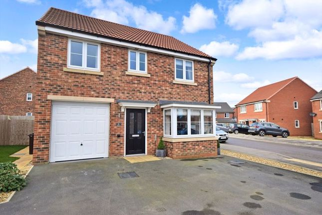 4 bed detached house for sale in Heather Drive, Pontefract WF8