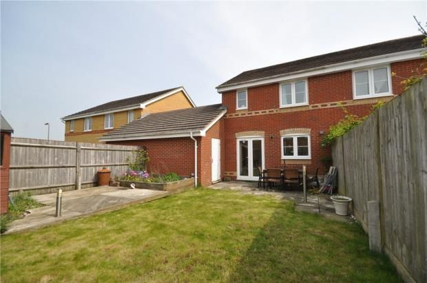 Garden of Wimborne Close, Beggarwood, Basingstoke RG22