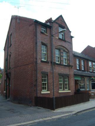 Flat in  Strutt Street  Belper D Hackney