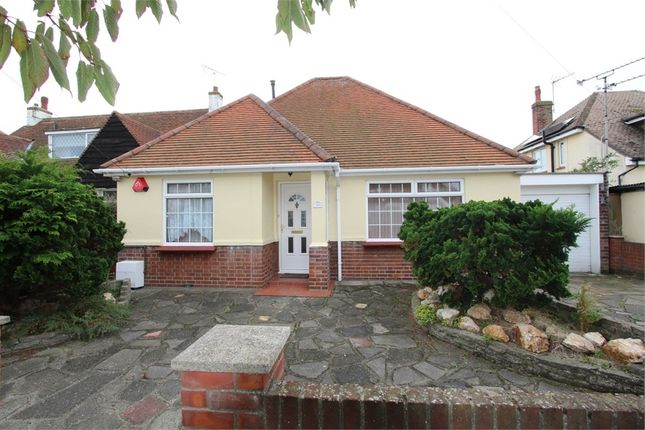 Thumbnail Detached bungalow for sale in Madeira Road, Holland-On-Sea, Clacton-On-Sea, Essex
