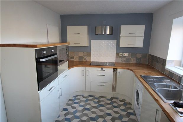 Kitchen of Jeffrey Lodge, Fir Trees Place, Preston PR2
