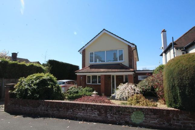 Thumbnail Detached house for sale in Roundhill Close, Exeter