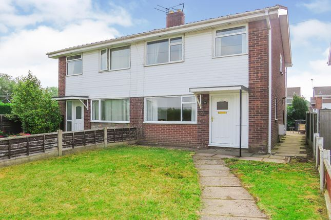 Thumbnail Semi-detached house to rent in Mersey Place, Winsford