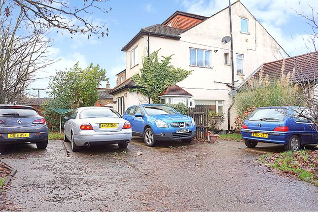 Parking of 34 Westborough Road, Westcliff-On-Sea SS0