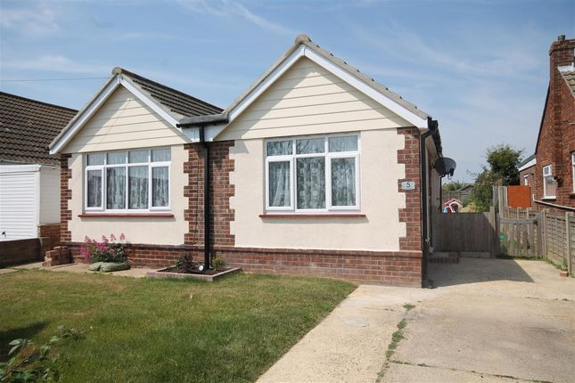 Thumbnail Bungalow for sale in Tudor Green, Jaywick, Clacton-On-Sea