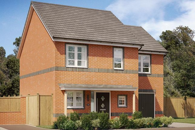"Thumbnail Detached house for sale in ""The Malton"" at Cobblers Lane, Pontefract"