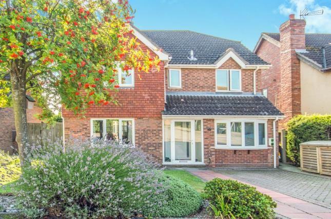 Thumbnail Detached house for sale in Dussindale, Norwich, Norfolk