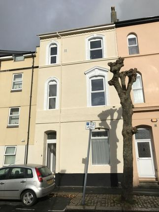 Thumbnail Terraced house to rent in Hastings Street, Plymouth
