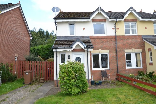 Thumbnail Semi-detached house to rent in 39 Castle Heather Avenue, Inverness