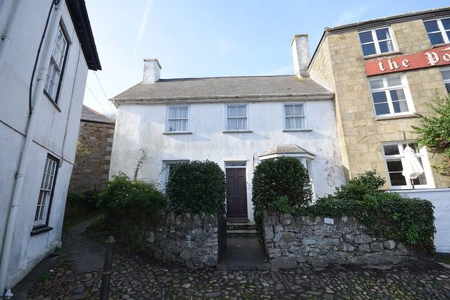 Thumbnail Semi-detached house for sale in Churchtown, St. Agnes