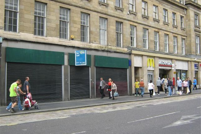 Thumbnail Retail premises to let in 81-83, Grainger St, Newcastle Upon Tyne, Tyne And Wear, England