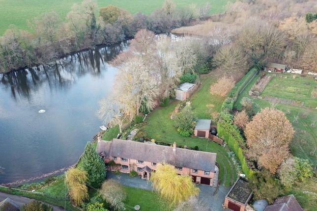 Thumbnail Detached house for sale in Ellerton, Newport, Shropshire