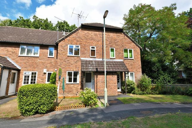 Thumbnail Maisonette for sale in Vesey Close, Farnborough