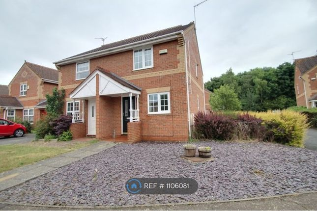 2 bed semi-detached house to rent in Glencoe Way, Orton Southgate, Peterborough PE2