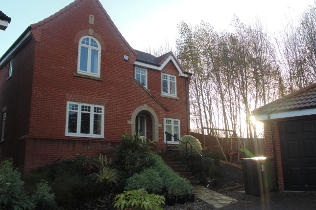 Thumbnail Detached house to rent in Lordswood Grange, Leeds