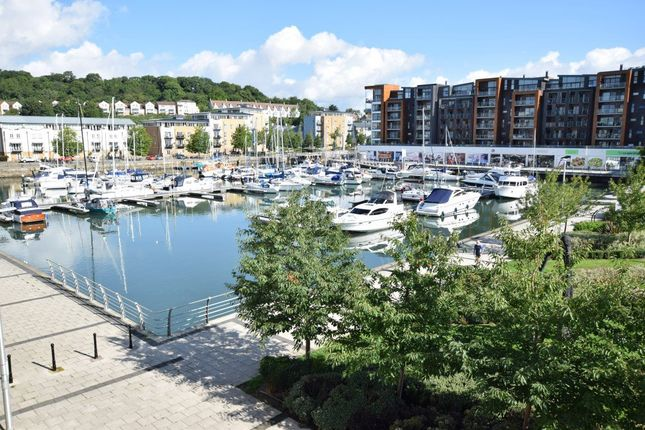 Thumbnail Flat to rent in Mizzen Court, Portishead, Bristol