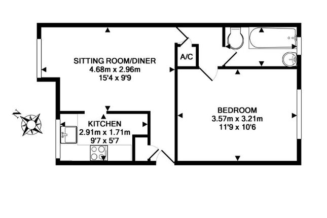 Flat 4 Park Heights Fp