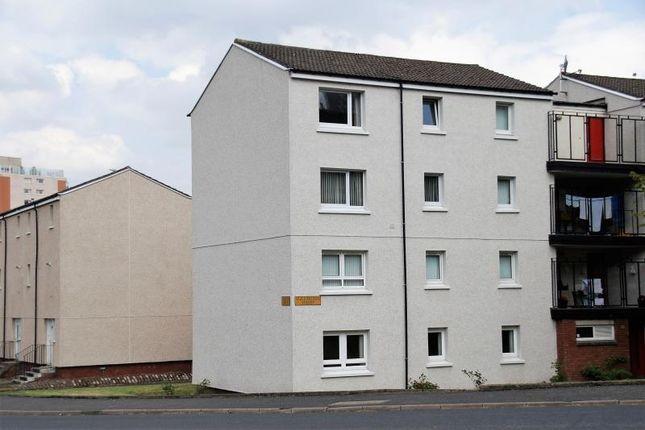 Thumbnail Flat to rent in Wellington Street, Greenock
