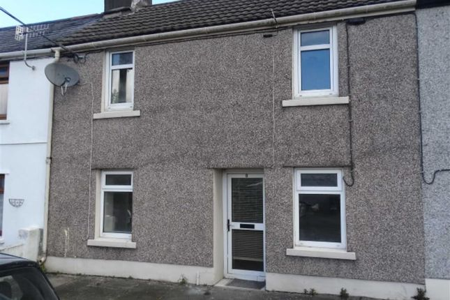 Thumbnail Terraced house to rent in Forge Place, Aberdare, Rhondda Cynon Taf