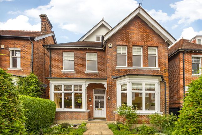 Thumbnail Detached house for sale in Rusholme Road, London