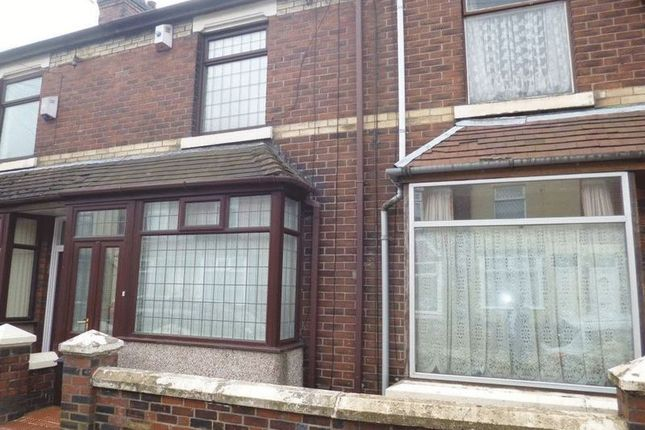 Thumbnail Terraced house to rent in Buxton Street, Sneyd Green, Stoke-On-Trent, Staffordshire