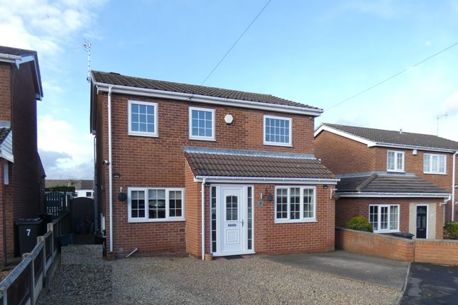 Thumbnail Detached house for sale in Chepstow Gardens, Doncaster