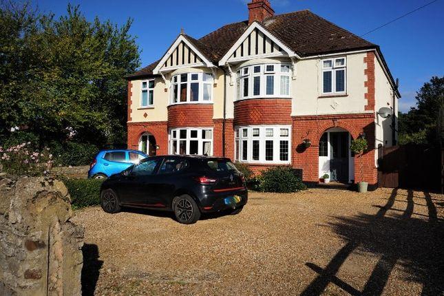 Thumbnail Semi-detached house for sale in Bridge End, Bromham
