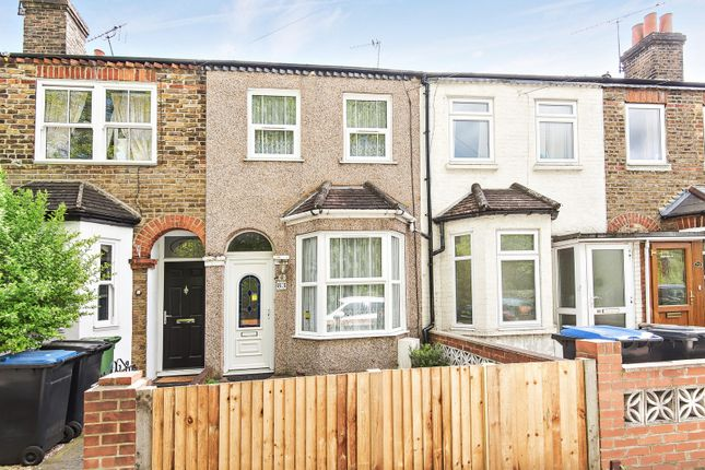 Thumbnail Terraced house for sale in Boundary Road, Woking