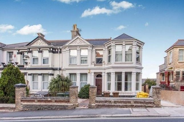 Thumbnail Semi-detached house to rent in Queens Road, Lipson, Plymouth