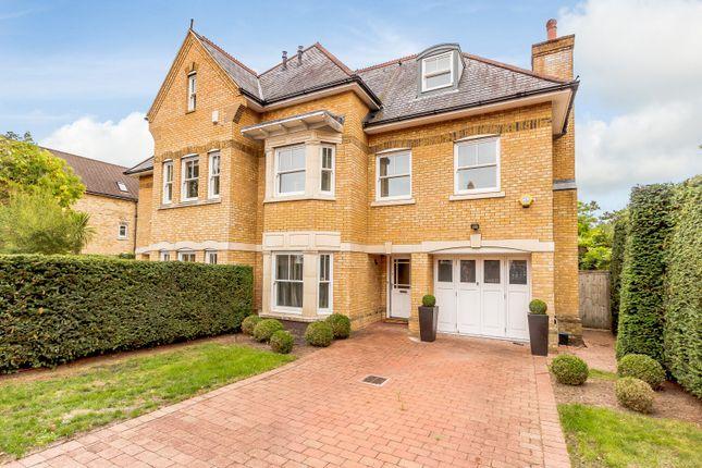 Thumbnail Semi-detached house for sale in Holmesdale Road, Teddington