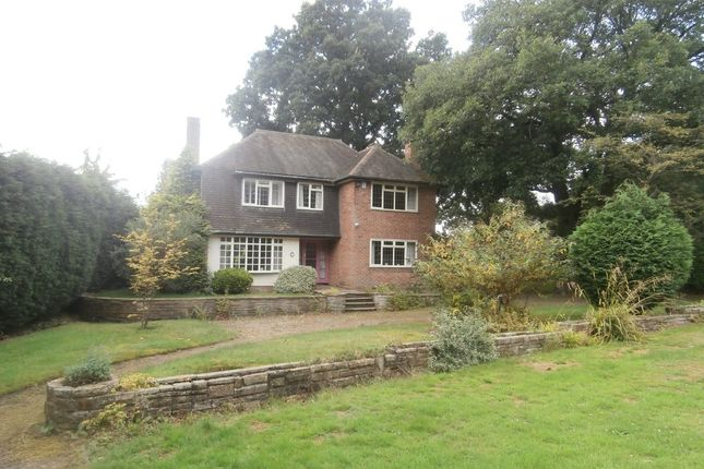 Thumbnail Detached house for sale in Thornhill Road, Streetly, Sutton Coldfield