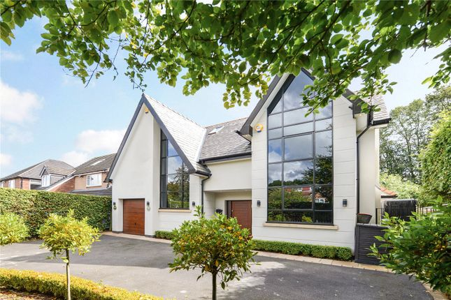 Thumbnail Detached house to rent in Weygates Drive, Hale Barns, Altrincham