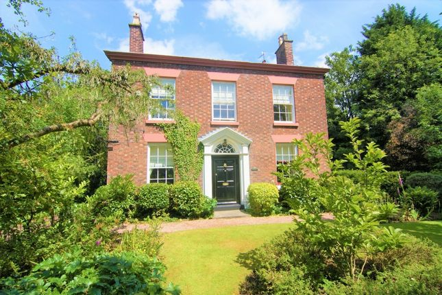 Thumbnail Detached house for sale in Kingsley, Halewood Road, Woolton