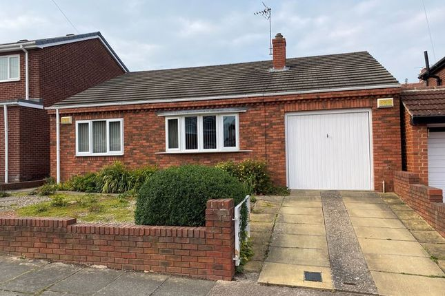 Thumbnail Detached bungalow for sale in Glenleigh Drive, Sunderland