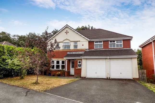 Thumbnail Detached house for sale in Llwyn Arian, Margam Village, Port Talbot, Neath Port Talbot.