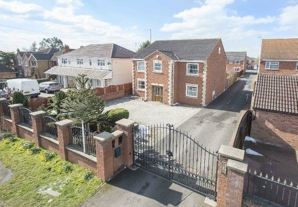 Thumbnail Detached house for sale in Barton Road, Barton Seagrave, Kettering