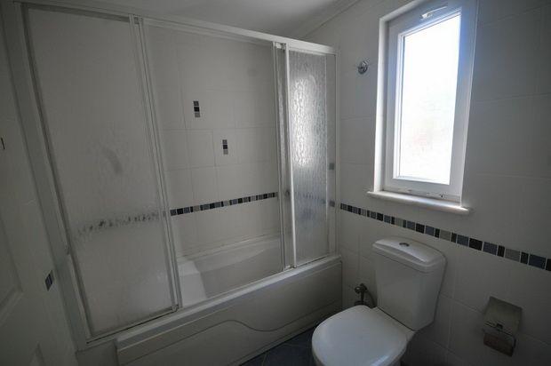 Bathroom of Yaniklar Holiday Village, Fethiye, Muğla, Aydın, Aegean, Turkey