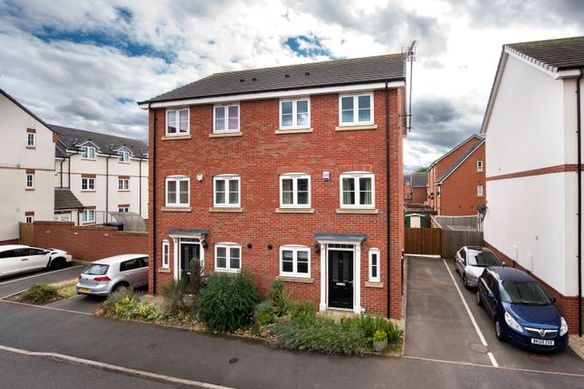 Thumbnail Semi-detached house for sale in Monastery Drive, Erdington, Birmingham