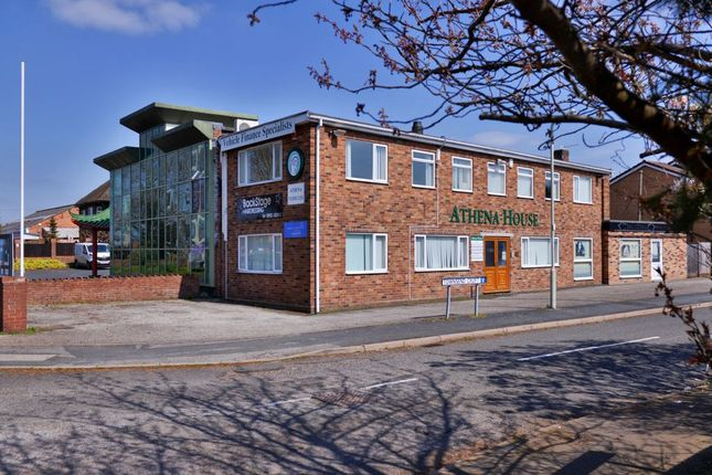 Thumbnail Property for sale in Wellington Road, Donnington