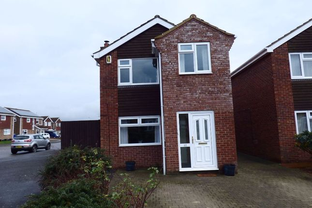Thumbnail Detached house for sale in Link Way, Bugbrooke, Northampton