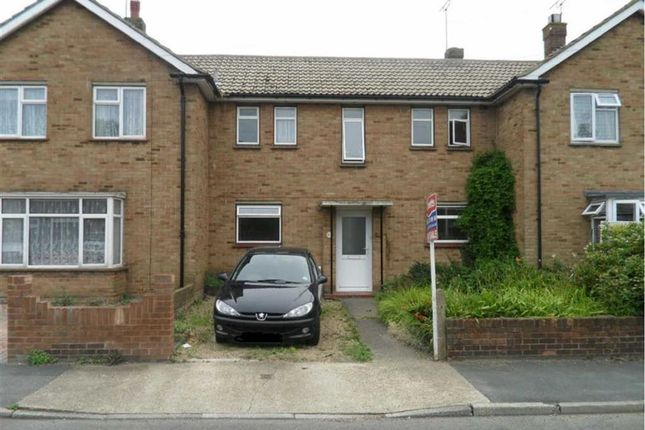 Thumbnail Terraced house to rent in Lister Road, Margate