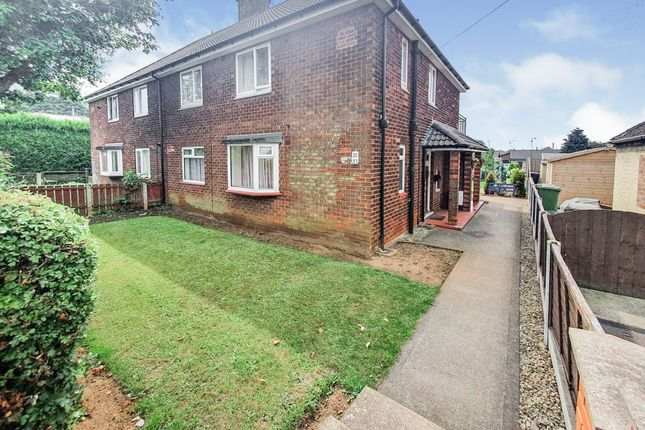 Thumbnail Flat for sale in Ville Road, Scunthorpe