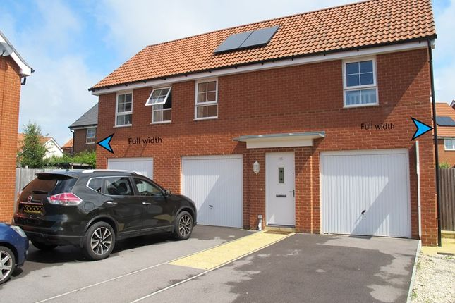 Thumbnail Mews house for sale in Ariel Close, Lee-On-The-Solent, Hampshire