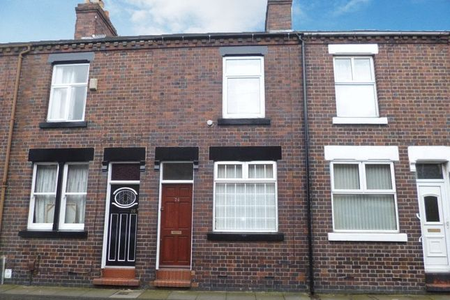 Thumbnail Terraced house to rent in Cummings Street, Hartshill, Stoke-On-Trent, Staffordshire